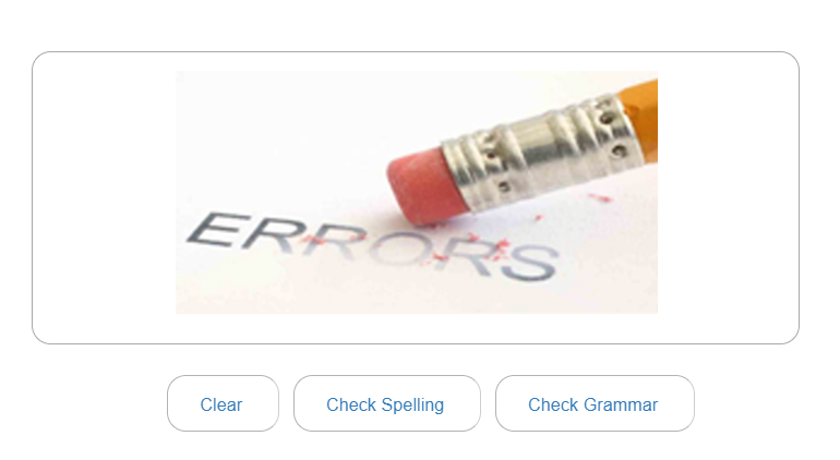 Correct your IELTS and TOEFL essay writing errors with the Virtual Writing Tutor Grammar Checker