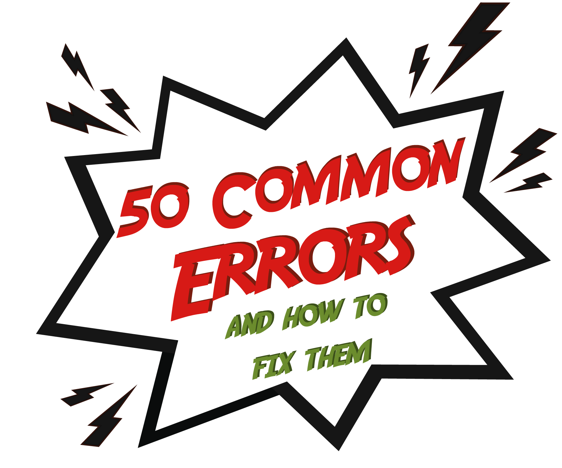 50 more errors and how to eliminate them from your writing