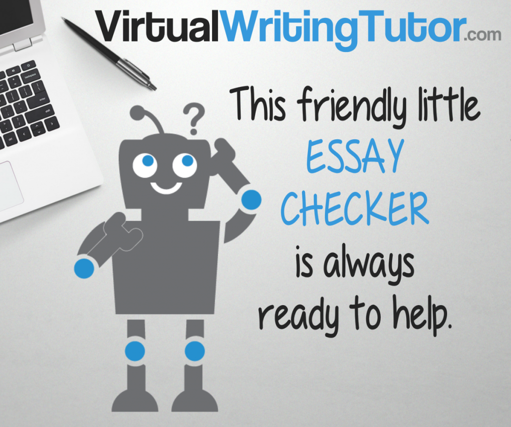 Essay checker robot