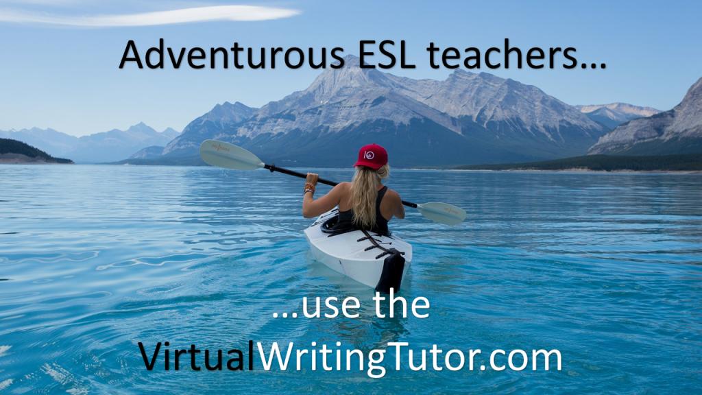Adventurous teachers