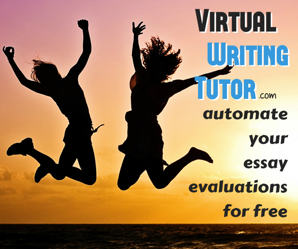 Automate your essay evaluations for free